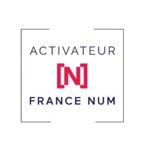 ACTIVATEUR FRANCE NUM LOGO