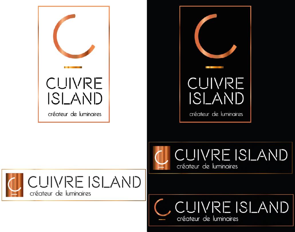 Logo Cuivre island