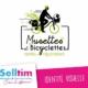 Nouveau logo Musettes et Bicyclettes